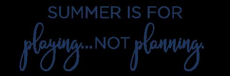 Summer Tagline