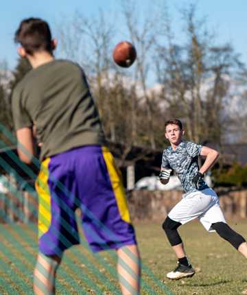FOOTBALL CONDITIONING CLINIC - Image